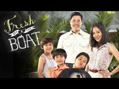 ABC's nieuwe show ''Fresh Off The Boat''