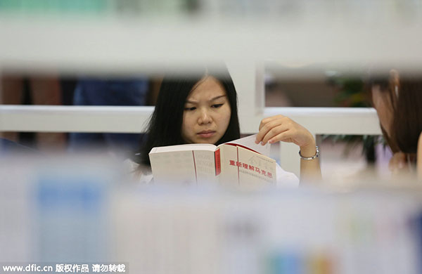 lezen, boeken, china, beijing