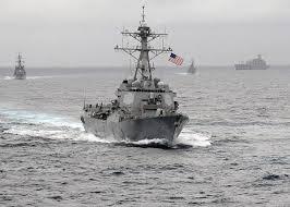 China, VS, Zuid-Chinese zee