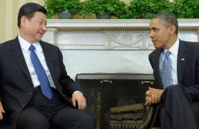 Xi Jinping eerste visite naar Verenigde Staten