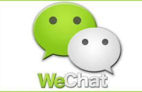 Geld gifts sturen op WeChat