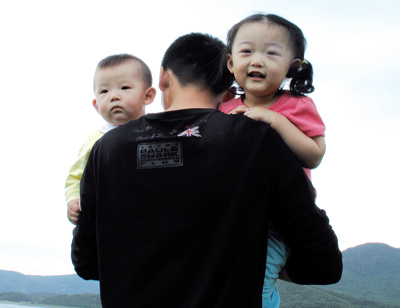één-kind beleid, china, beijing, twee kinderen